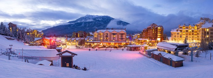 Whistler by