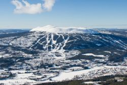 Trysil i Norge