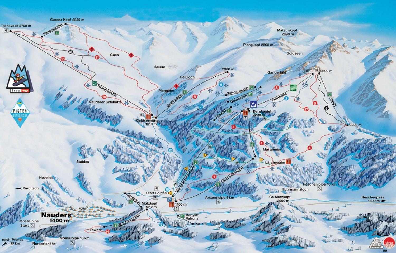 Billedresultat for ski i nauders