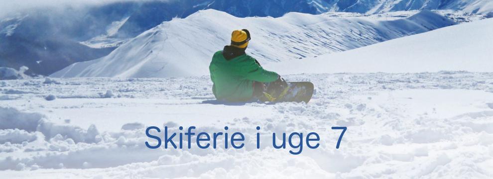 183048ae1 Skiferie i uge 7 - Find de bedste skirejser i vinterferien her ...