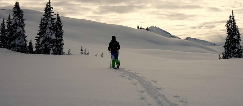 Skitouring er spild af tid og det bedste i verden