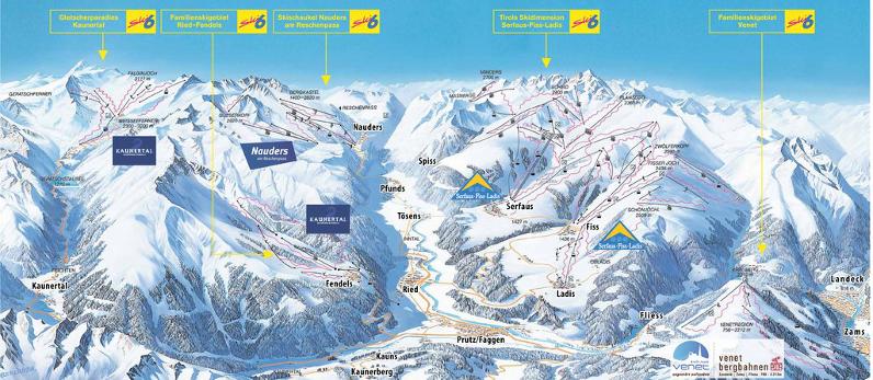 Ostrigs Storste Skiomrader Se Komplette Oversigt Her