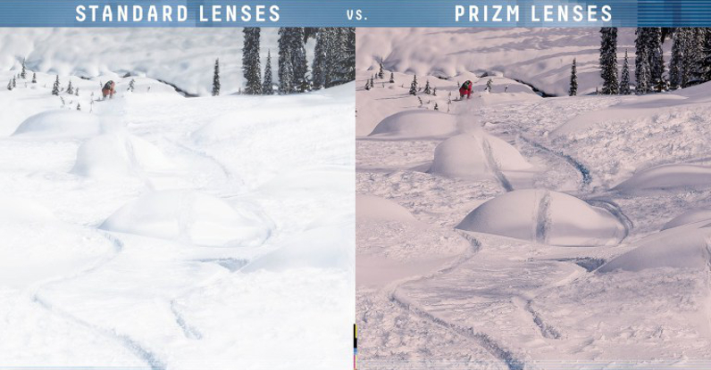 ... at det bliver væsentligt nemmere at se konturer og kontraster i sneen.  Den øgede sigtbarhed gør en stor forskel især på dage med dårligt vejr. 1d73d39549d03
