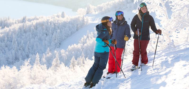 nytår ski