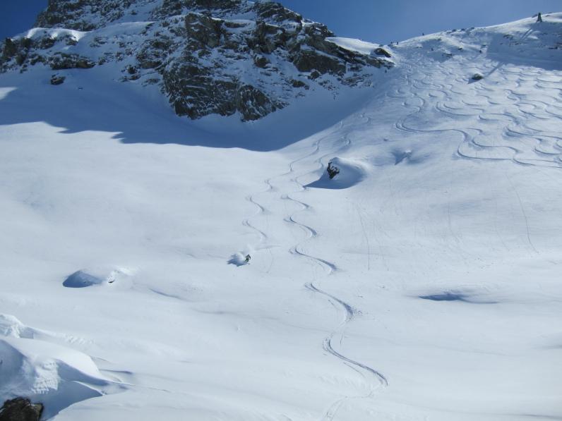 Special-skirejser sælger billetter