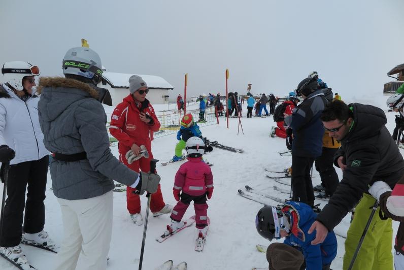 ski og tøj
