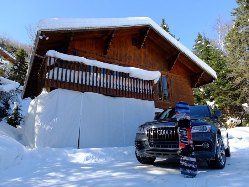 hytte i østrig