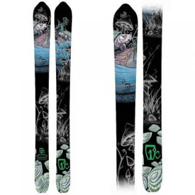 Icelantic shaman 2012 freeride skis