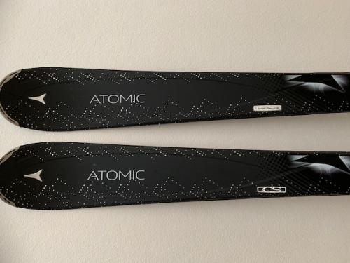 Atomic cloud 9 dameski 156 cm