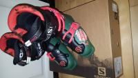 Salomon ghost 80 fs
